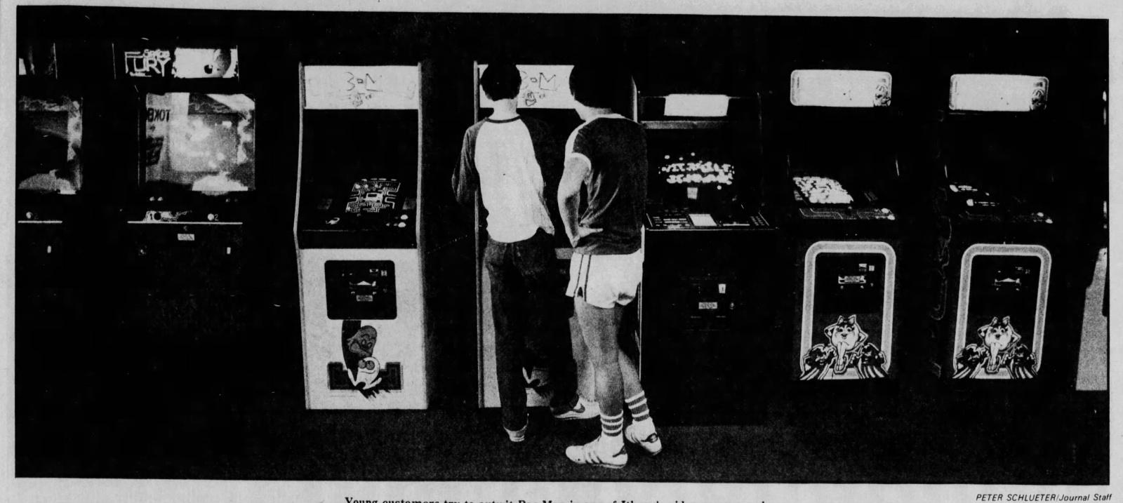 Pac-Man: нерассказанная история того, как мы на самом деле играли в эту игру - 30