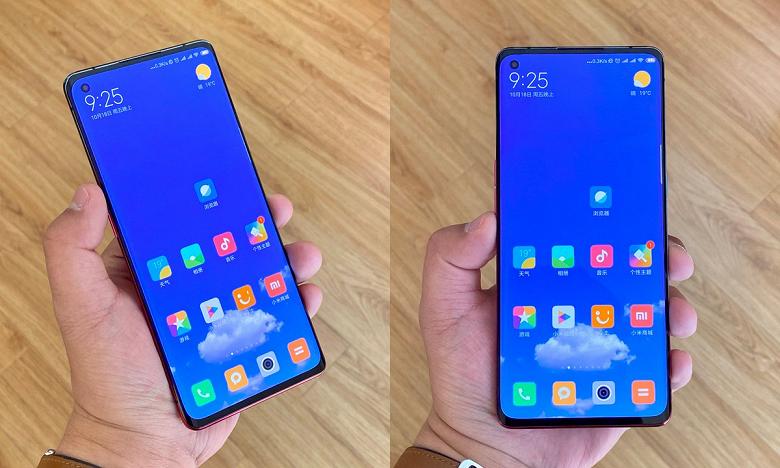 Xiaomi Mi 10 может разочаровать своим экраном