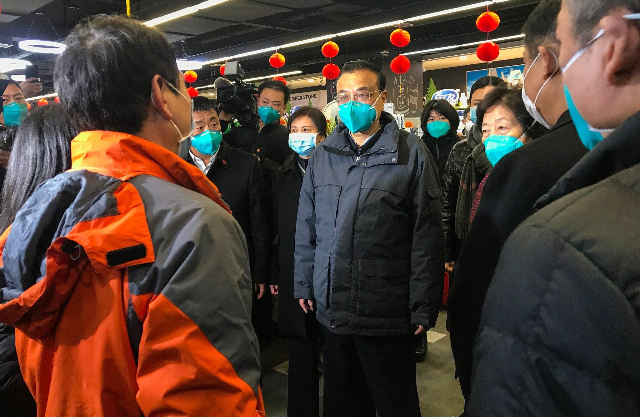 Эпидемия и цензура: власти Китая пытаются сдерживать распространение информации о коронавирусе - 2