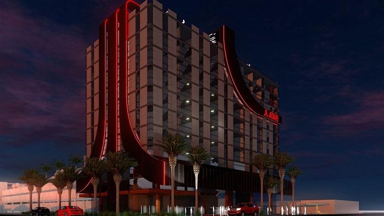 Легендарная Atari открывает сеть отелей для любителей видеоигр