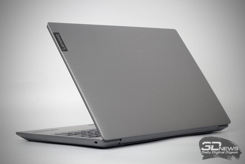 Новая статья: Обзор ноутбука Lenovo IdeaPad L340-15IWL (81LG00N0RU): неприхотливый домашний питомец, недорого