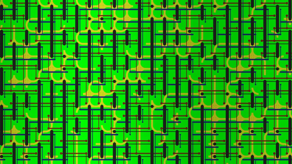 Плитки Вана для симуляции машин Тьюринга - 1