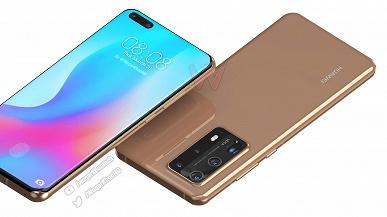 Премиальный Huawei P40 Pro со всех сторон, во всех цветах и высоком качестве