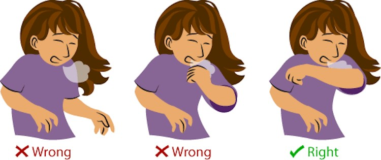 Коронавирус 2019-nCoV. FAQ по защите органов дыхания и дезинфекции - 21