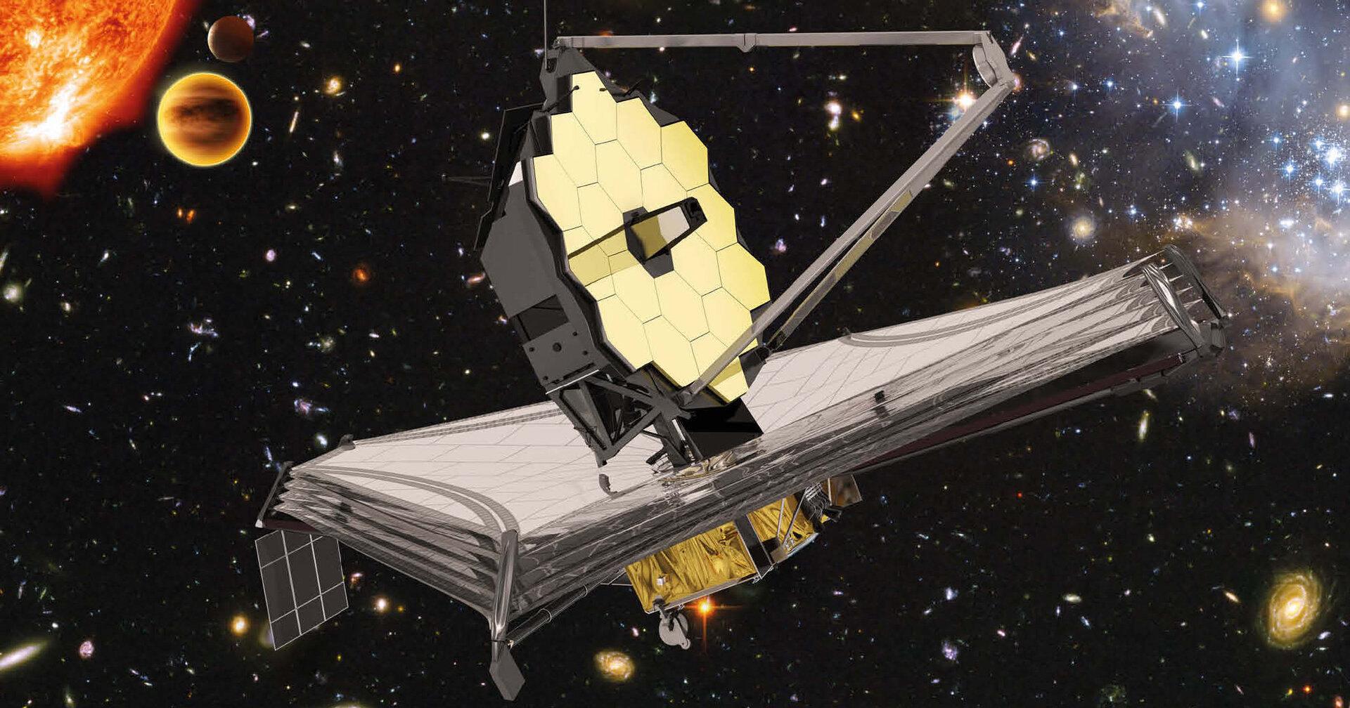 НАСА снова отложит запуск телескопа «Джеймс Уэбб»