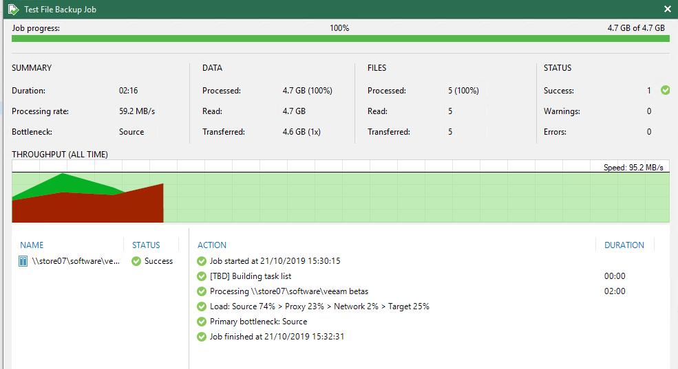 Разрешите представить: Veeam Availability Suite v10 - 11