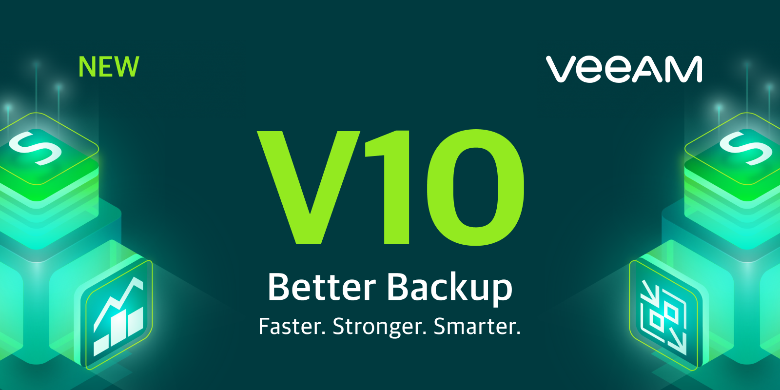 Разрешите представить: Veeam Availability Suite v10 - 1