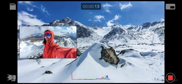 Владельцы iPhone 11 Pro теперь могут снимать на 4 камеры одновременно