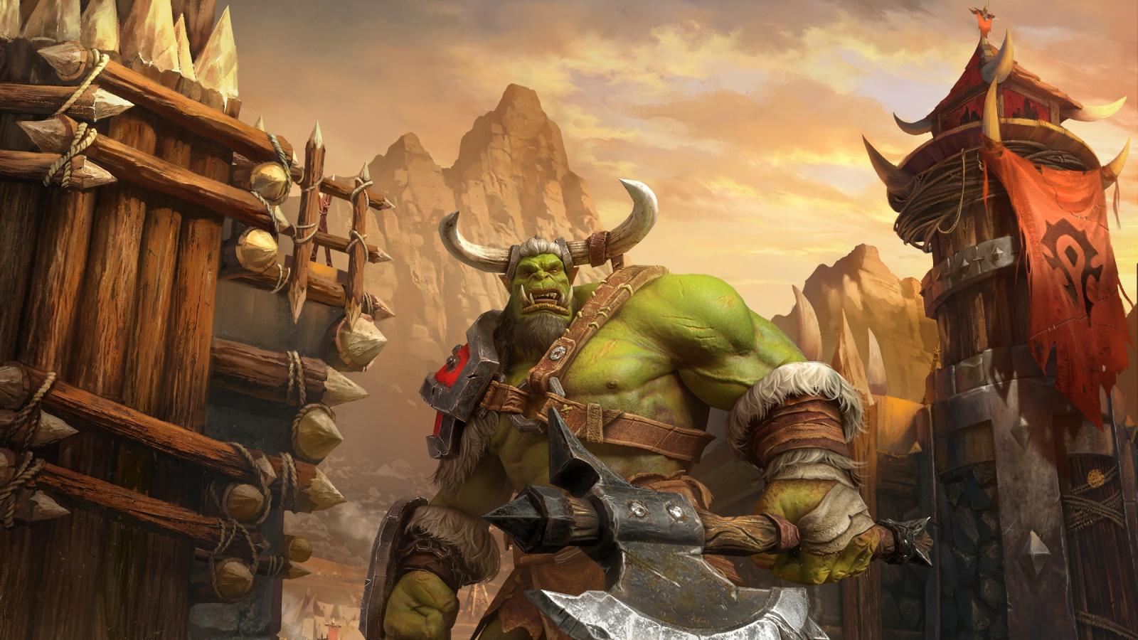 Blizzard получит авторские права на карты, созданные в редакторе Warcraft III: Reforged - 1