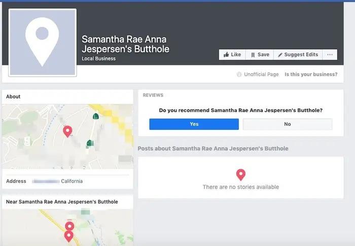 Facebook без спроса создал для