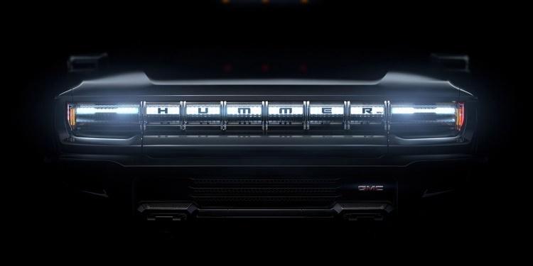 GM представит электрический Hummer 20 мая, известны некоторые характеристики