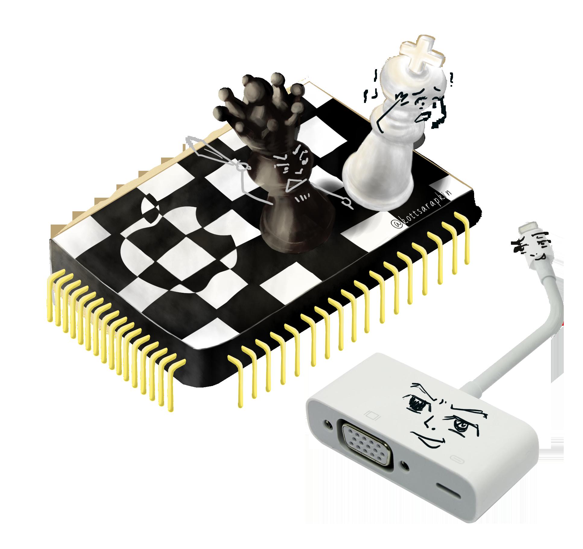 checkm8 для Lightning-видеоадаптеров Apple - 1
