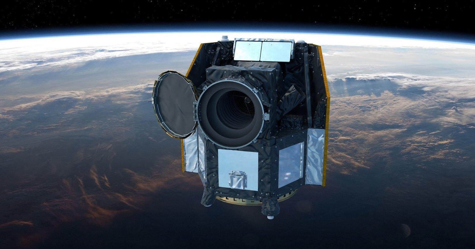 Космический телескоп CHEOPS впервые увидел небо