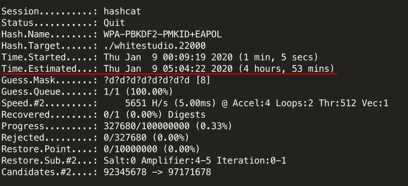 Похек Wi-Fi встроенными средствами macOS - 25