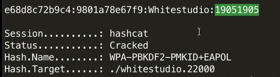Похек Wi-Fi встроенными средствами macOS - 26