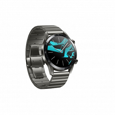 Премиальные умные часы Huawei Watch GT 2 приехали в Россию