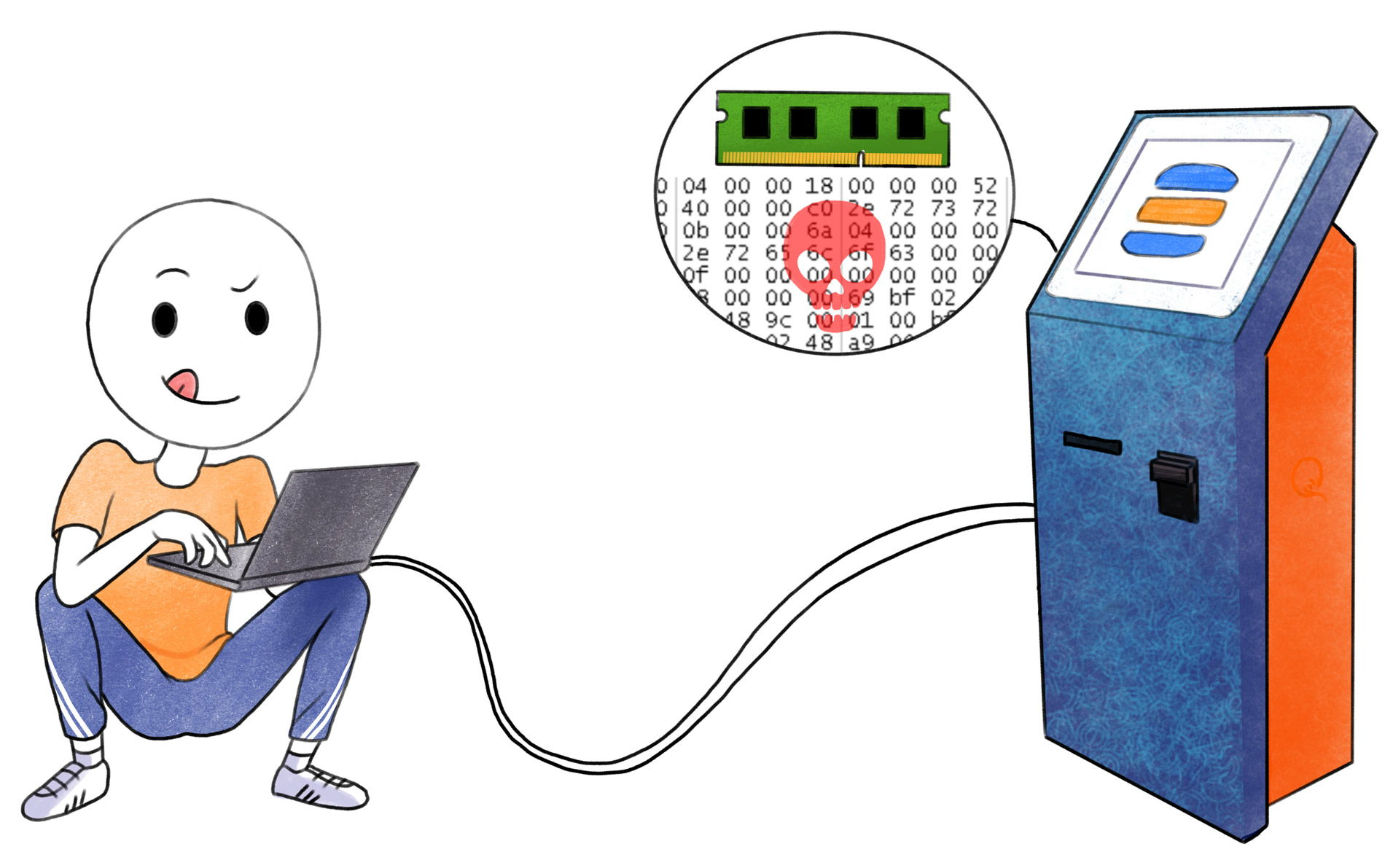 [Воркшоп] DMA-атаки на практике. Эксплоит через прямой доступ к памяти - 1