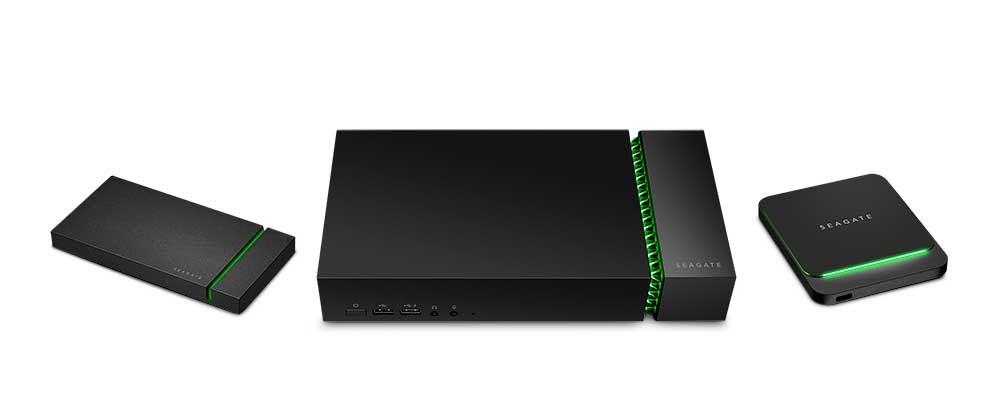 SSD для геймеров и хранение данных будущего: Seagate на CES 2020 - 2