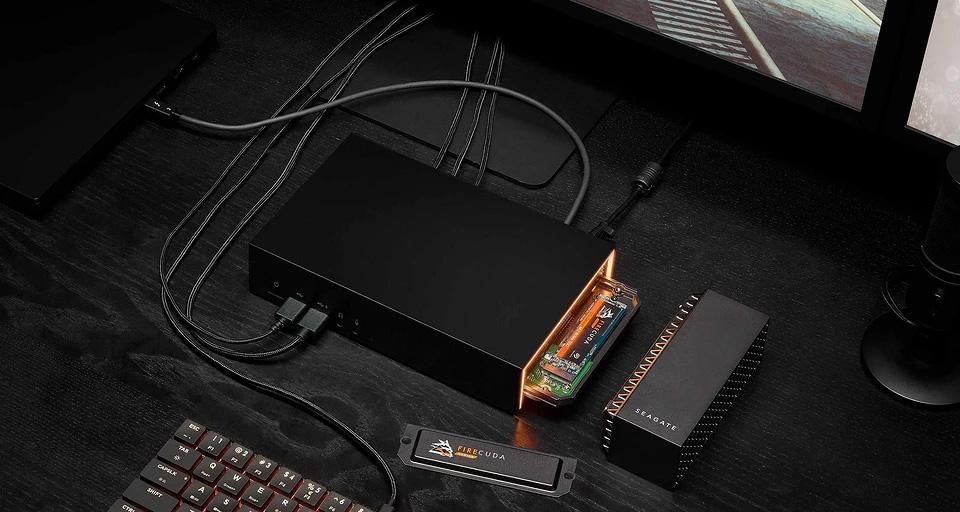 SSD для геймеров и хранение данных будущего: Seagate на CES 2020 - 6
