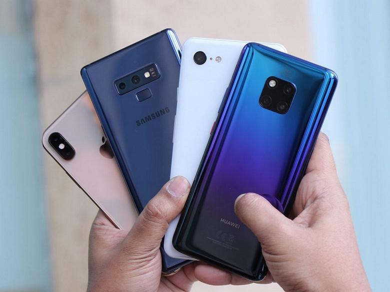 Samsung, занимая менее 1% рынка Китая, не уступил лидеру в очень важном вопросе