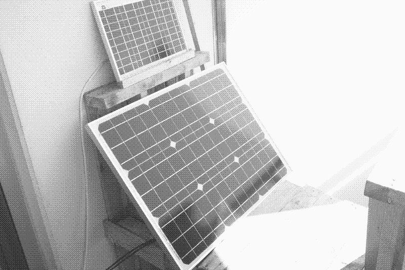 Домашний веб-сервер на солнечных батареях отработал 15 месяцев: аптайм 95,26% - 4