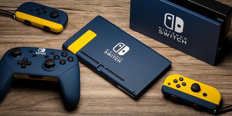 Официально: никакой новой Nintendo Switch в этом году не будет