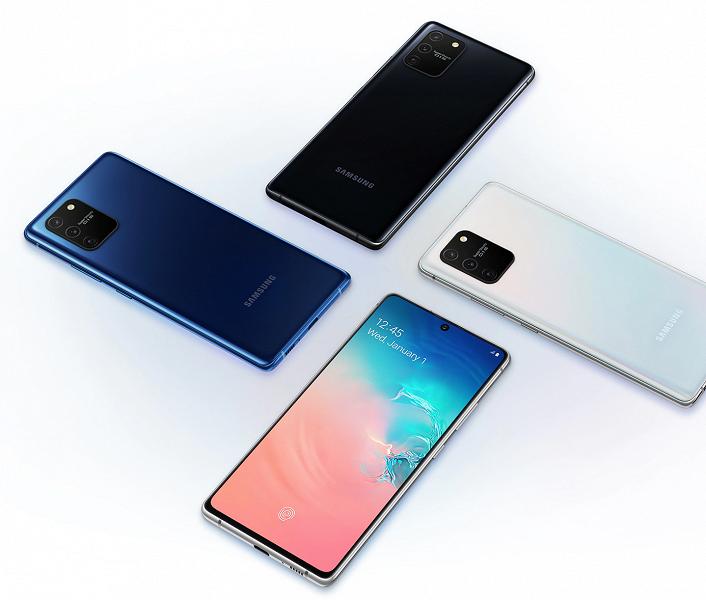 Смартфон Samsung во флагманском стиле Galaxy S20 приехал в Россию