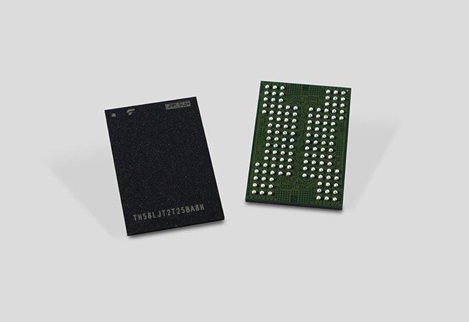 У Kioxia готова 112-слойная флеш-память 3D TLC NAND