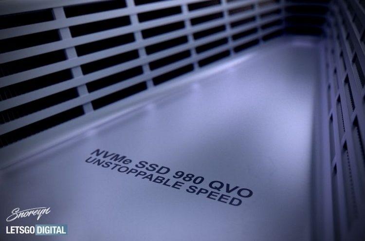 PlayStation 5 может получить SSD-накопитель Samsung 980 QVO с PCIe 4.0 и памятью QLC