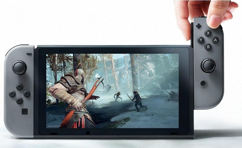 Sony хочет, чтобы владельцы Nintendo Switch играли на ней в игры для PS4