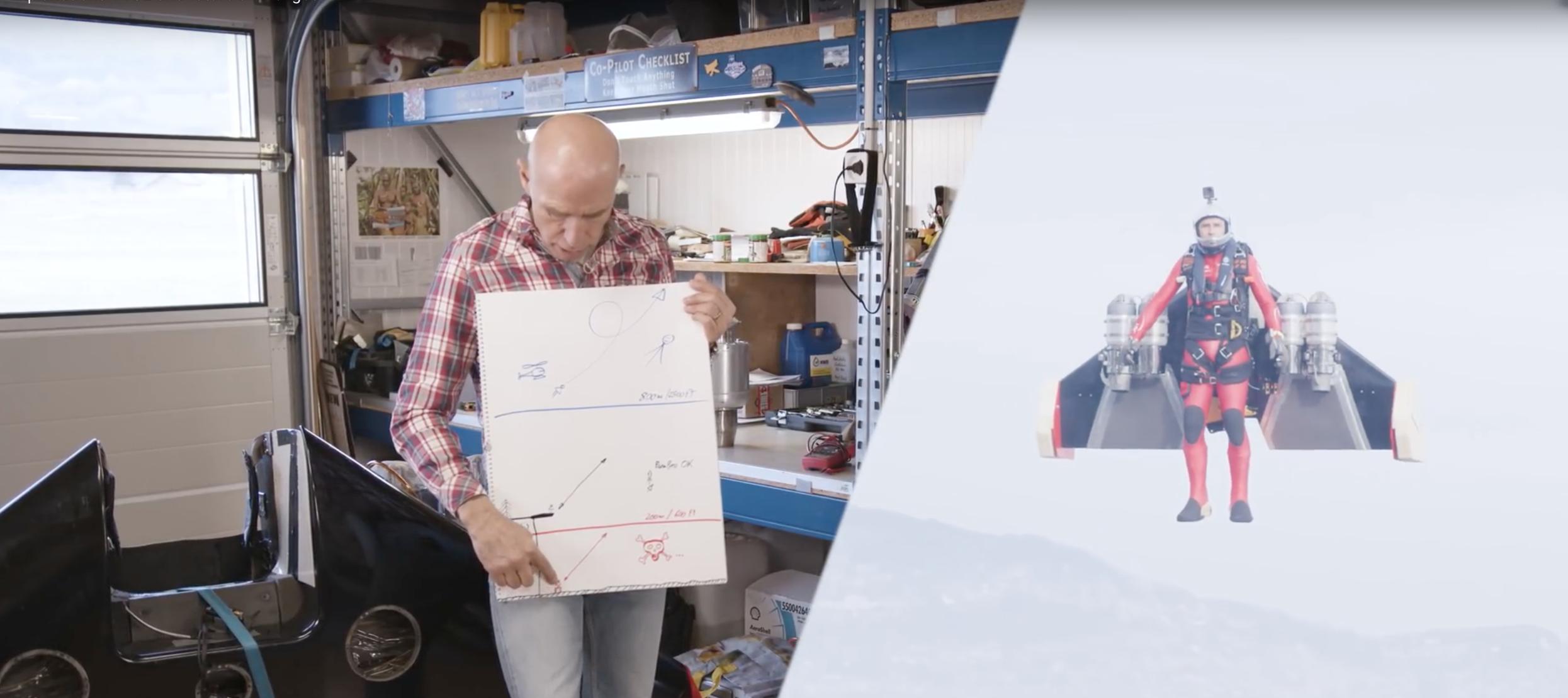 Как утопить 4 мотора за $70.000 и разработать систему безопасности для джетпаков-ховербордов-крыльев - 10