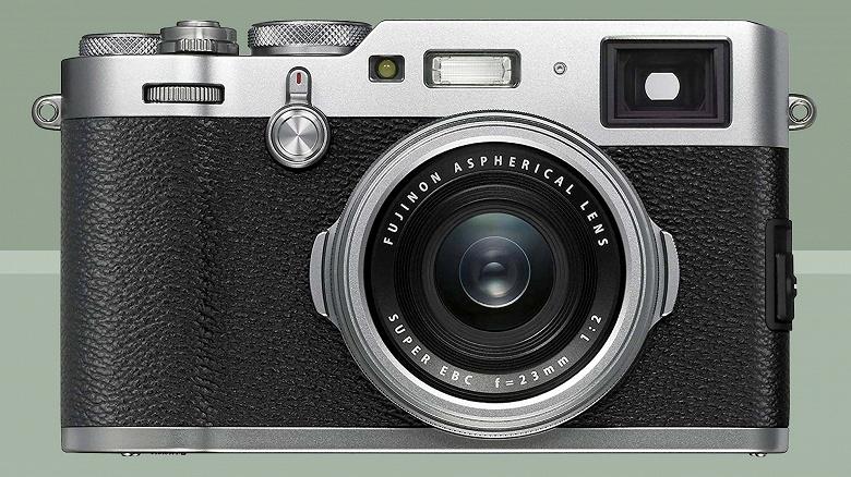 Опубликованы полные спецификации камеры Fujifilm X100V