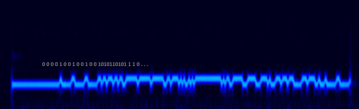 Разбираем звук Dial-up модема - 6