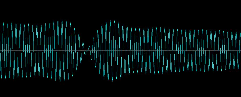Разбираем звук Dial-up модема - 8