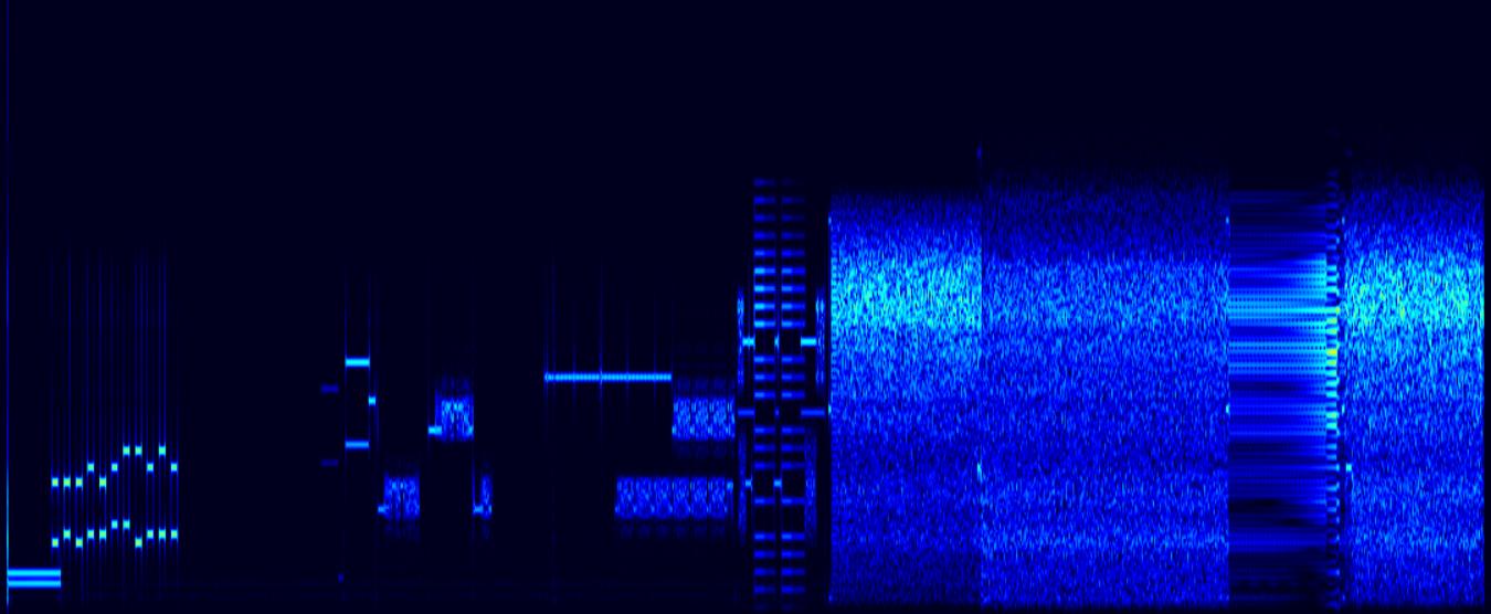 Разбираем звук Dial-up модема - 1