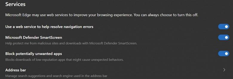Сам себе антивирус. Браузер Microsoft Edge будет сам блокировать загрузку нежелательного ПО