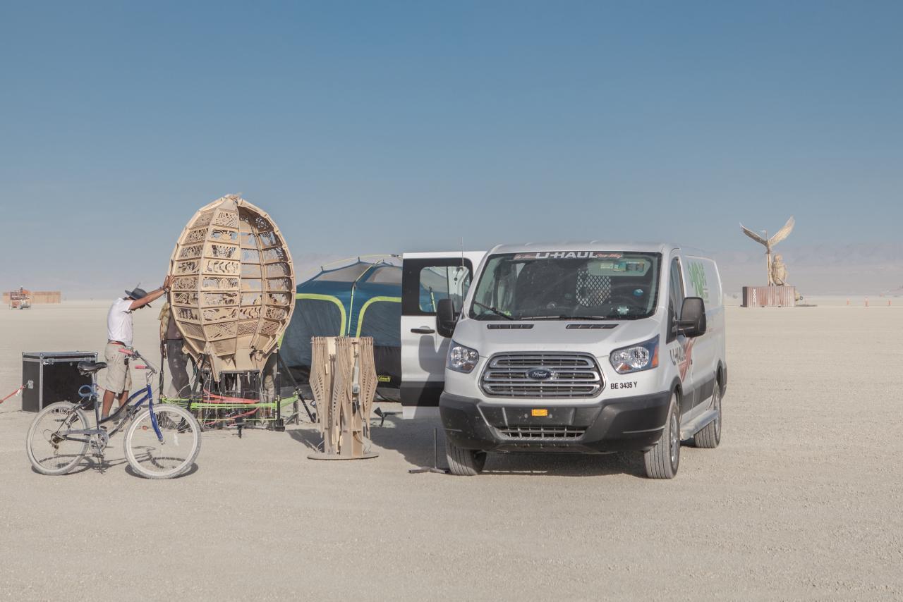 Создание арт-объекта для Burning Man - 28