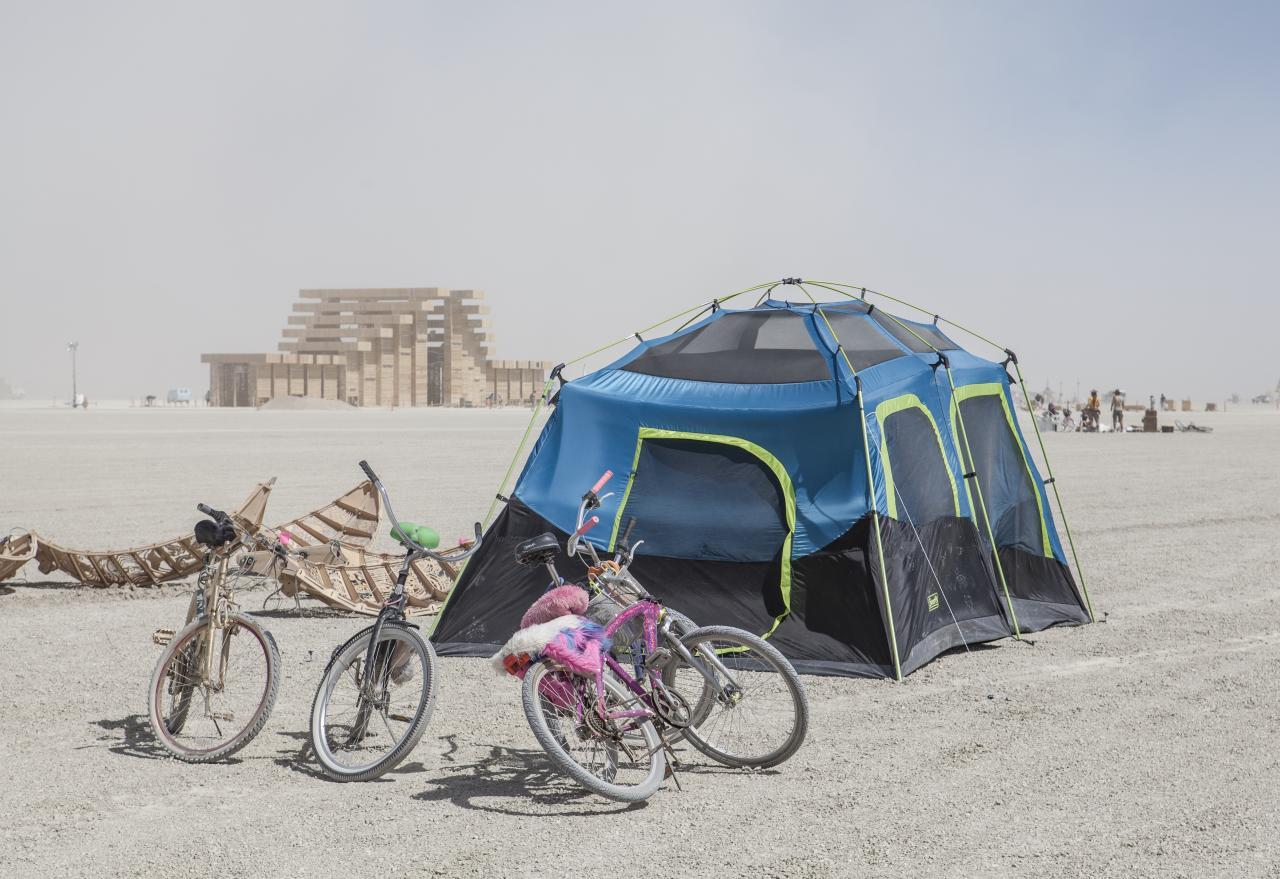 Создание арт-объекта для Burning Man - 6