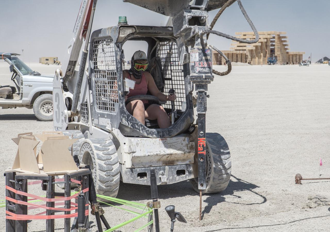 Создание арт-объекта для Burning Man - 7