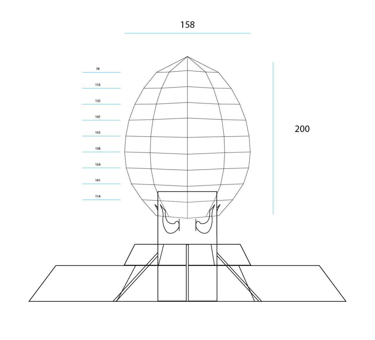 Создание арт-объекта для Burning Man - 9