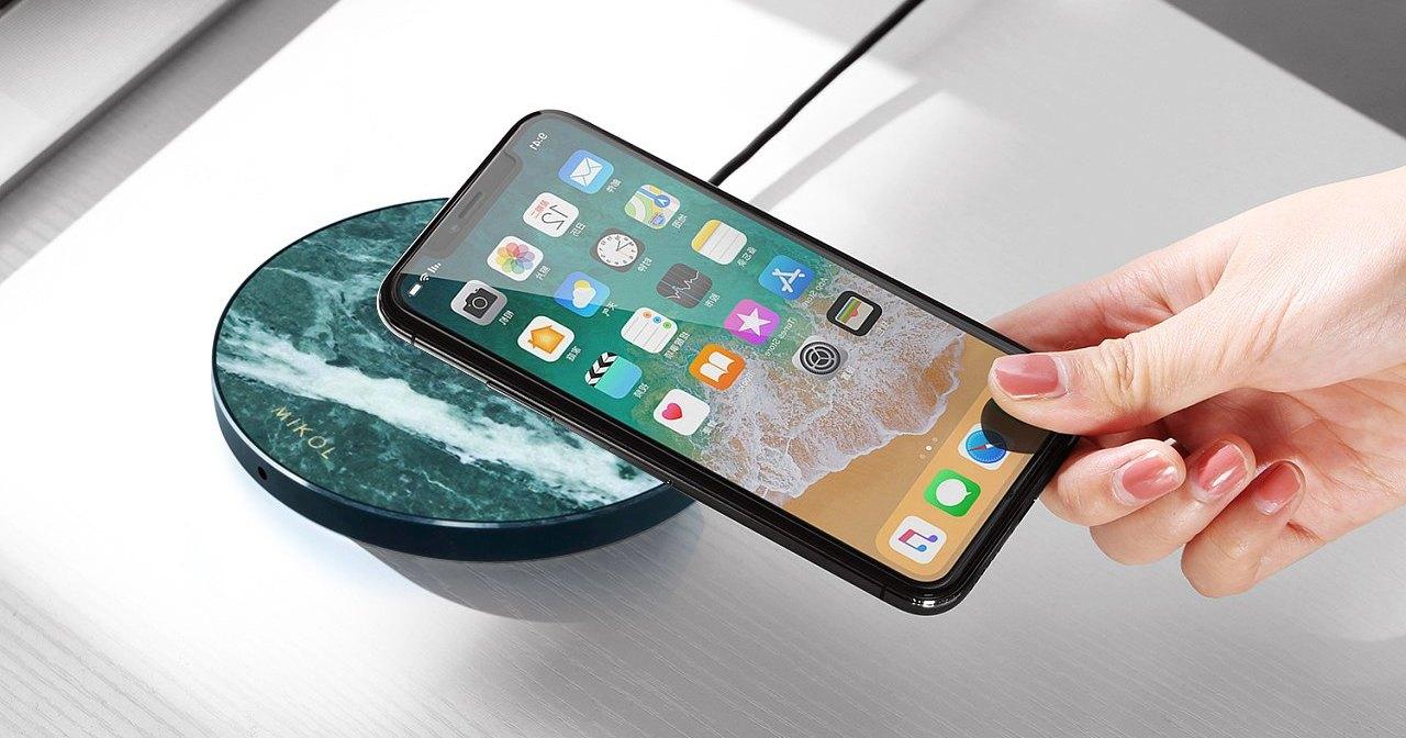 Заряжать смартфоны можно будет в радиусе 2 метров от зарядки