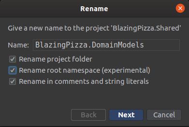 BlazingPizza: приложение на Blazor от начала и до конца. Часть 1. Настройка среды - 12