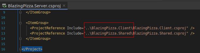 BlazingPizza: приложение на Blazor от начала и до конца. Часть 1. Настройка среды - 8