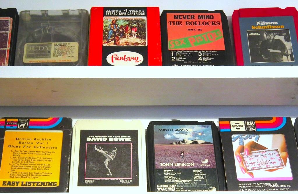 Эра компактного аудио: история Stereo 8 — кассеты с восемью звукозаписывающими дорожками - 1