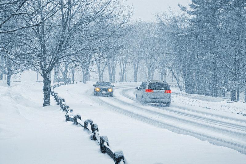 Холодный расчёт: как научиться водить зимой