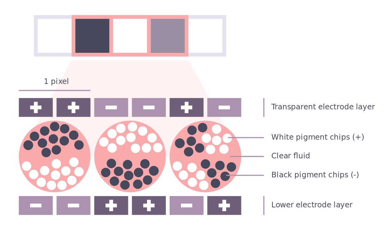«Не мерцай в глаза»: как устроена технология подсветки экрана электронных ридеров - 2