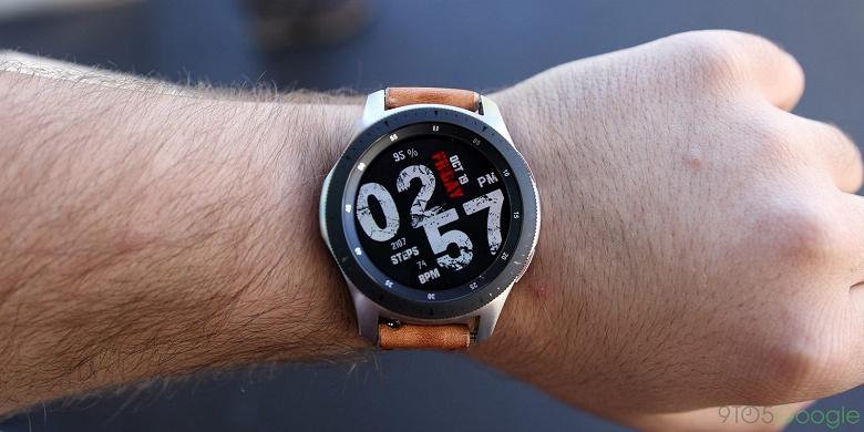 Новые умные часы Samsung похвастаются рекордным объемом флэш-памяти