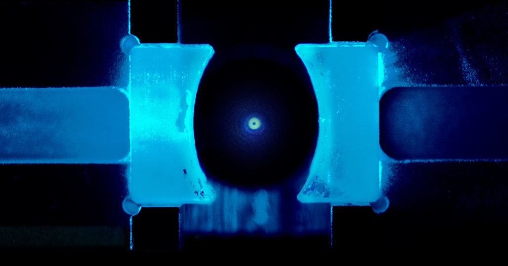 Ученые смогли охладить наночастицу до предела