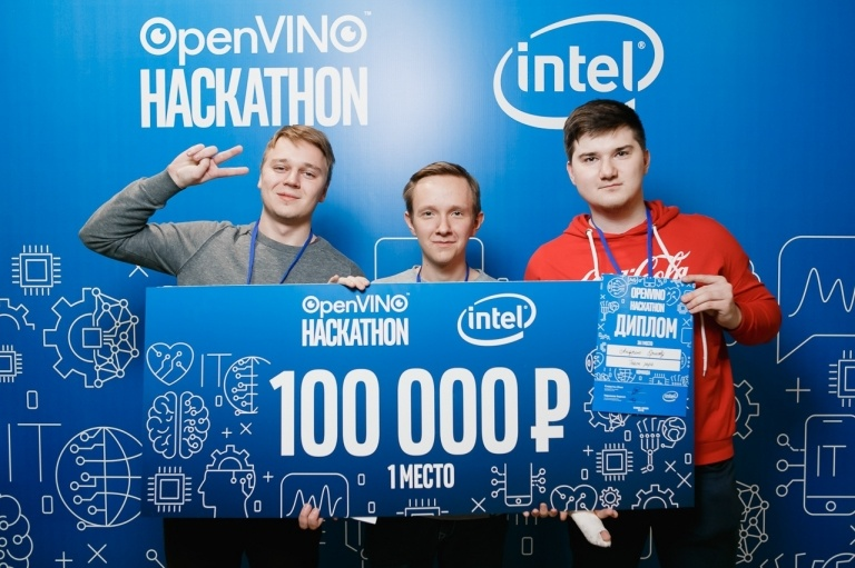 OpenVINO хакатон: распознаем голос и эмоции на Raspberry Pi - 6