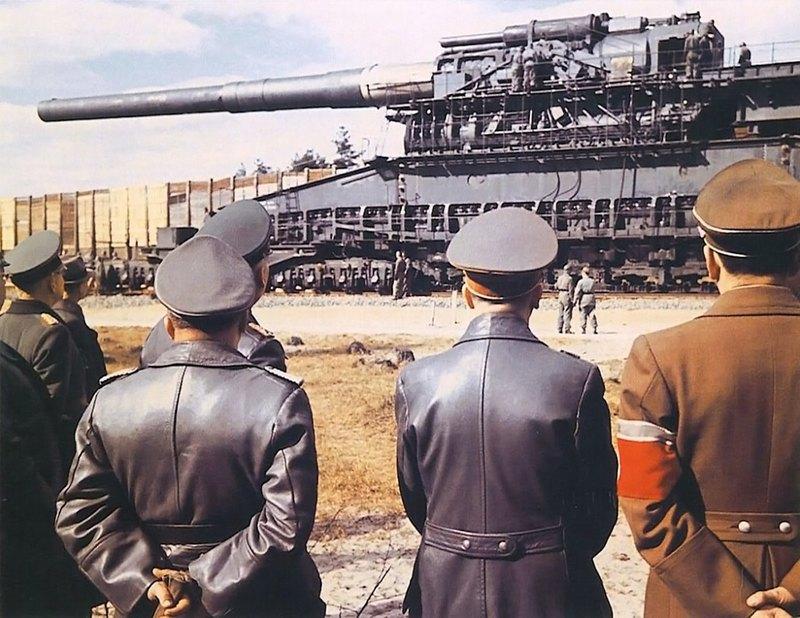 Калибрище: как немцы построили грозную и бестолковую пушку - 2